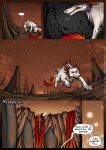 Magma and Lava pg 25 by clacier