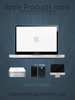 Apple Icon Superpack by Svengraph