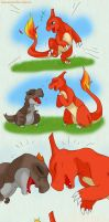 PKMNation:  My love is bigger than yours by MasamuneRevolution