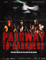 Pathway to Darkness Movie Poster by MrAngryDog
