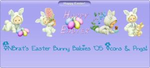 TN's Easter Bunny Babies '05 by TNBrat