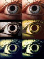 eyes by GiGaliasRianon