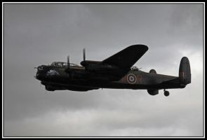 The Mighty Lancaster by lizzyr