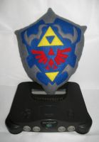 Hylian Shield by Eriamyv