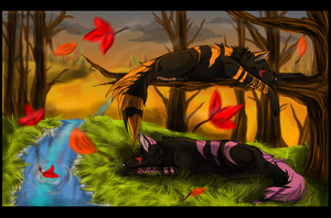(PC) .:Fall Days:. by Indecisus