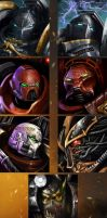 WH40k Elite Mod unit portrait pack I by Tanathiel