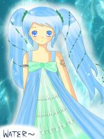 :Element: Water by Reggieiloveanime