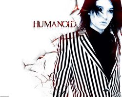 humanoid 4 by DarknessEndless
