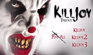 Killjoy Opening screencap trilogy by Miasmahex-Vicious