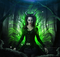 Maleficent by LucasValencio