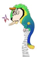 Macawnivore by macawnivore