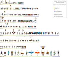 Ultimate Titans Sheet DOWNLOAD by the-silverware