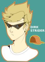 DIRK STRIDER by Animalice