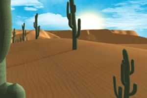 Isanbul desert by OwenShire