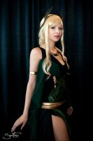Sigyn Cosplay - Goddess of Fidelity by Aicosu