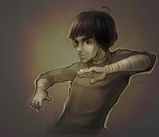 Rock Lee by tgbmju951