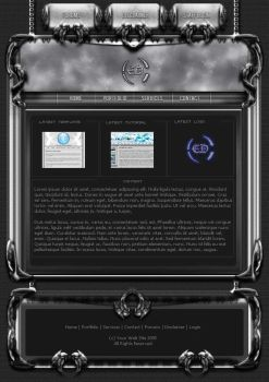 Gothic Template by root3