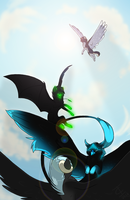 .::FLY WITH ME::. by BeautySnake