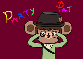 Party Pat by Audinaa