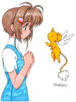 Cardcaptors by cantsee211