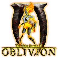 The Elder Scrolls Oblivion by Abaddon999-Faust999