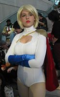 2013 NYCC - Power Girl by YokohamaEric