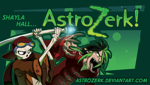 Astrozerk Banner for AWA 2012 by AstroZerk