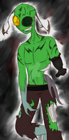 Zombie Otane by Twisted-Bat