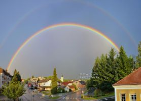 Double.... Rainbow by Swen11