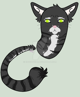Bean Cat, Closed Species by EdgeofFear