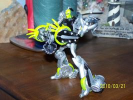 Project GhostRider Decepticon2 by coonk9