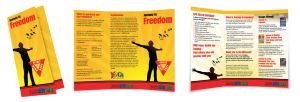Brochure Trifold For YMCA by dRoop