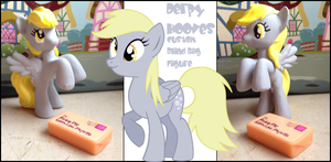 My little Pony FIM Derpy Hooves Custom Blind Bag by Asukatze