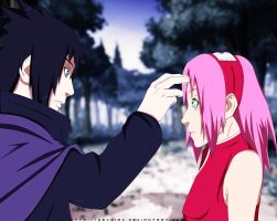 Naruto 699 | I'm Sorry Sakura by Devoiax