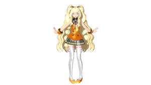 MMD DT Seeu Wip 2 by willianbrasil