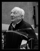 Mr. Accordion Man by goranbanina