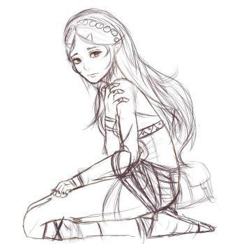 Zelda WIP by moonlight--crystal