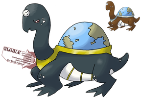 the weight of the world on him by G-FauxPokemon