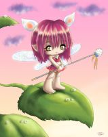 The Morning Fairy by capsicum