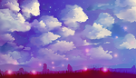 Cloudscape by ihaveahi5