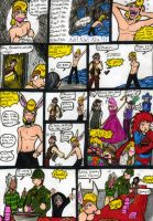 Demyx's Halloween Disaster by sanely-insane