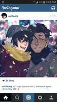 Happy New Year! by aomaoe