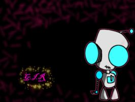 Chibi Gir wallpaper by theifkingbakura1