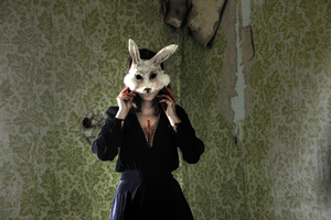 Mrs Rabbit by FelicityWonderland