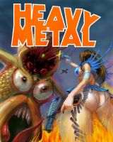 Heavy Metal Cover 002 by SinElLoco