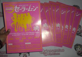 NEW SERA MYU FLYERS FROM JAPAN :) by prinsesaian