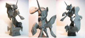 PonySculptors Giveaway: Nightmare Night 2 by dustysculptures