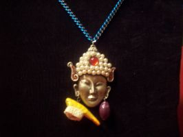 Asian Sushi Fun Necklace by illcoveryouwjh