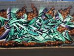 Dest! by PerthGraffScene
