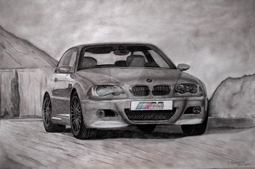 BMW M3E 46 Project Progress by nsXdesign